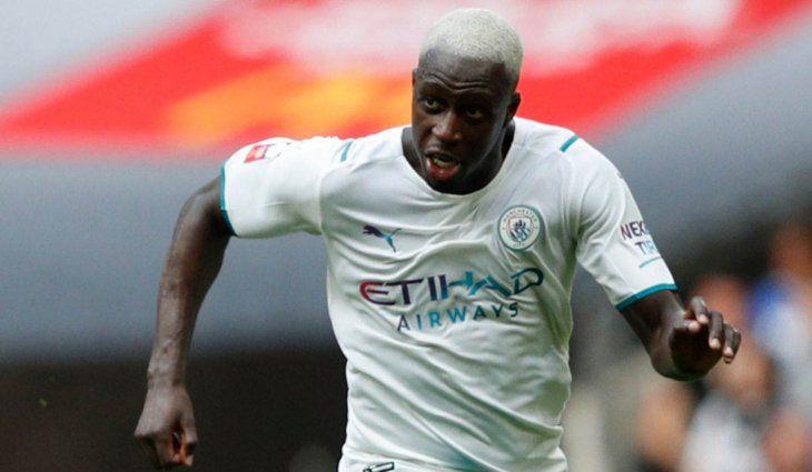 Manchester City: detuvieron Benjamin Mendy, acusado de cinco delitos sexuales
