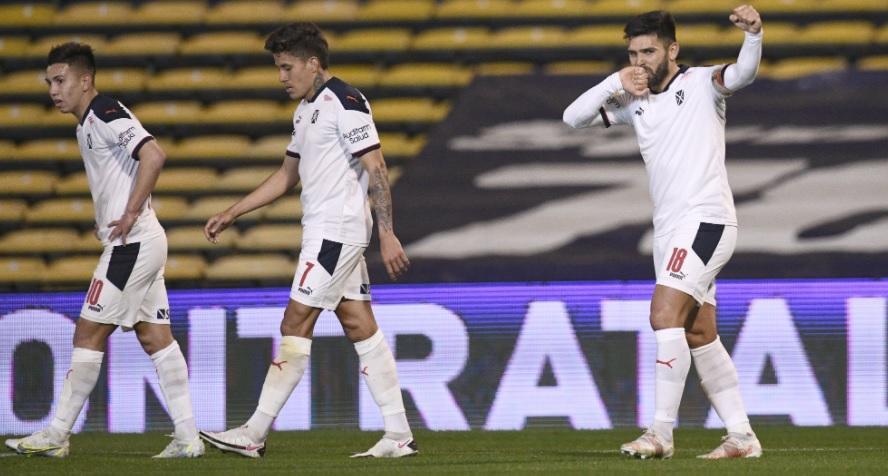Independiente le ganó a Rosario Central y se subió a la punta de la Liga Profesional