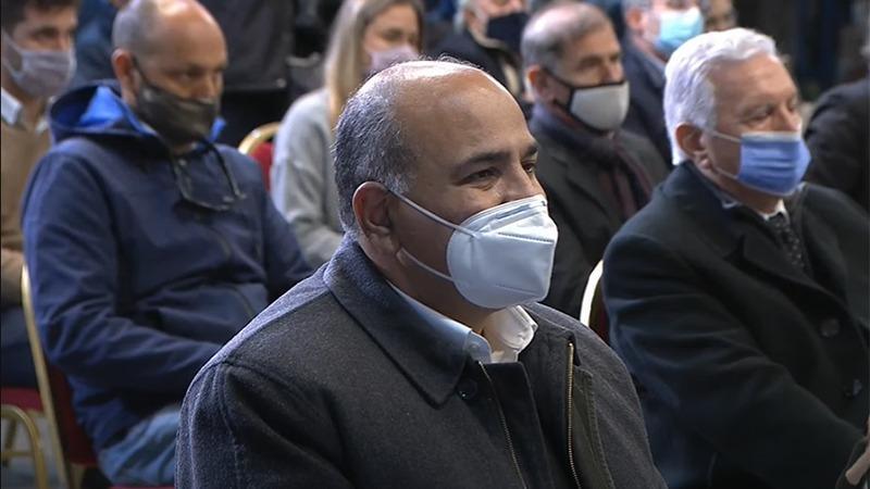 """El Presidente a Manzur: """"gracias siempre, mi querido Juan, sin vos sería difícil"""" : Noticias de Argentina"""